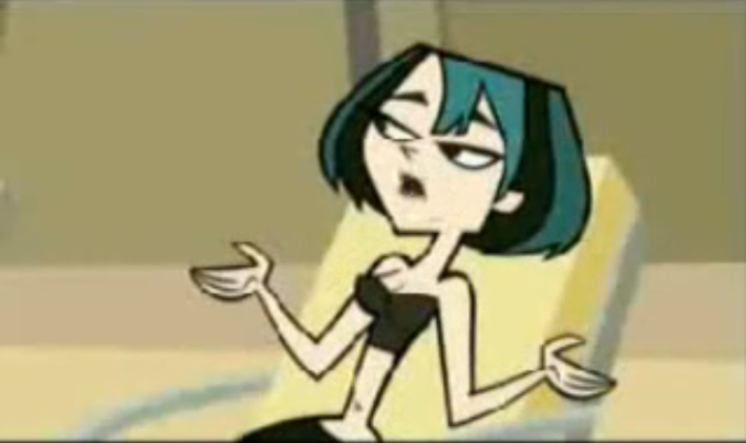 total drama island girls in swimsuits